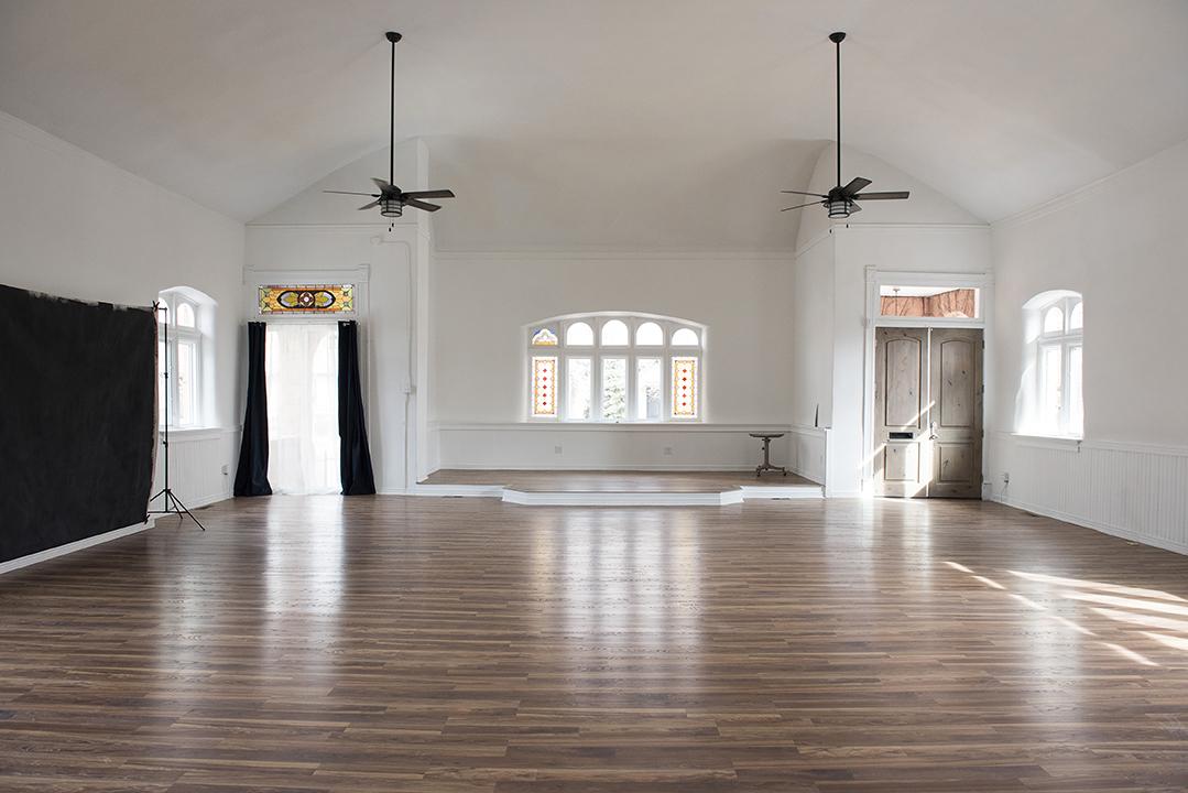 The Sanctuary Studio